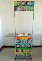 棉花糖机器:柜台式